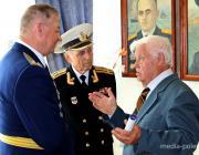 Солдаты Победы в полотнах старейшего художника Пинска