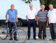 Велосипедистов и владельцев гужевого транспорта просят собраться на рынке