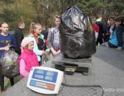 В Пинске прошли первые соревнования «GreenWorkout»