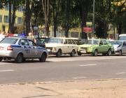 ДТП собрало «паровозик» в Пинске