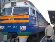 В Пинске подросток на велосипеде попал под поезд