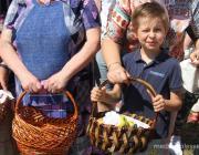 Преображение Господне и Яблочный Спас в Пинске
