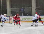 Две травмы «Пинских ястребов», шайба в пустые ворота «Химика», агрессивный хоккей и ещё один шаг к цели