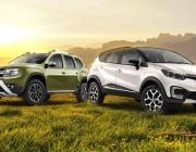 Внедорожники Renault со скидкой до 10% - в новом автосалоне в Пинске!