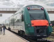 Поезд бизнес-класса из Минска в Пинск пока не пойдёт. Вопрос только будет рассматриваться