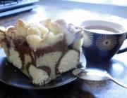 КАК пройтись по «Утренней росе», или Невероятно вкусный пирог с шариками