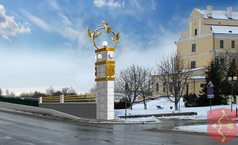 Мост будет выглядеть так. Фото с сайта Пинского ГИК