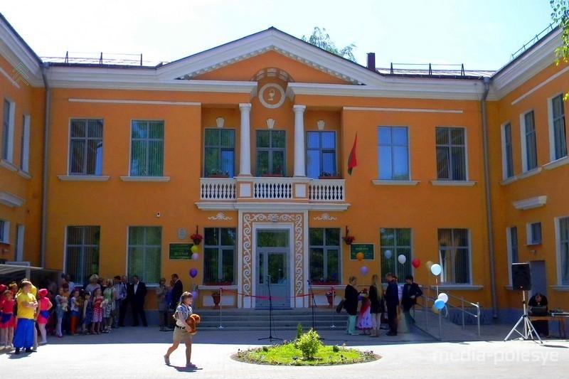 Филиал детской поликлиники в Пинске. Фото из архива Медиа-Полесья