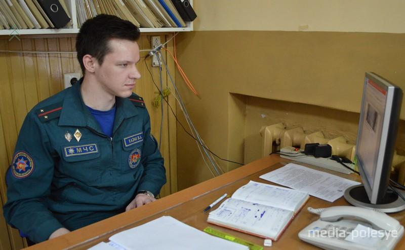 Инженер Владислав Казак