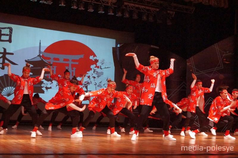 Открывали Кубок юные танцоры
