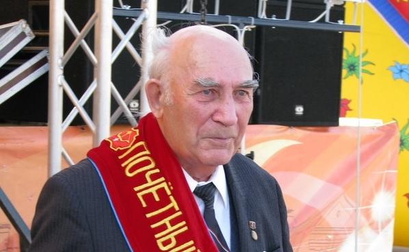 Пётр Лысенко. Фото газеты «Полесская правда»