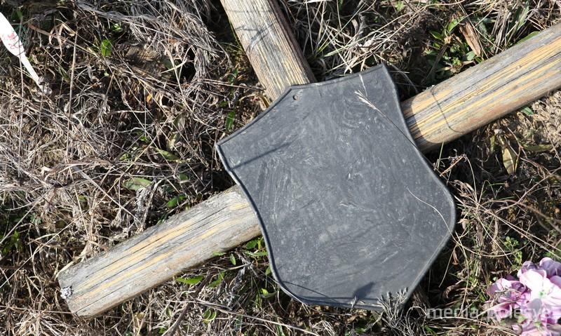 Где-то остались кресты