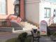 На пешеходной улице Первомайской приютился «секонд»