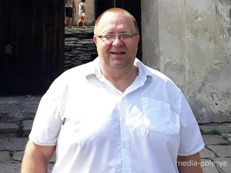 Так Сергей Федечко выглядел полтора года назад. Тогда он весил больше 190 кг