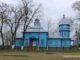 Церковь Воскресения Христова в деревне Ольманы до замены куполов