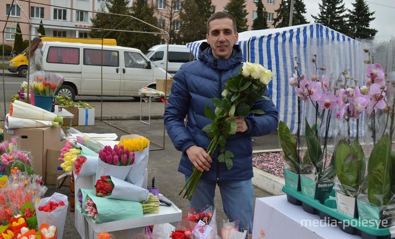 Можно купить шикарные розы