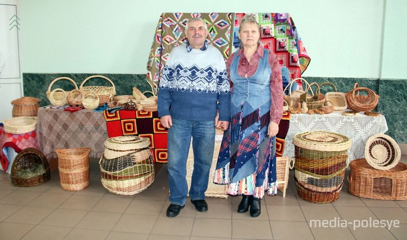 Владимир и Прасковья Полукошко