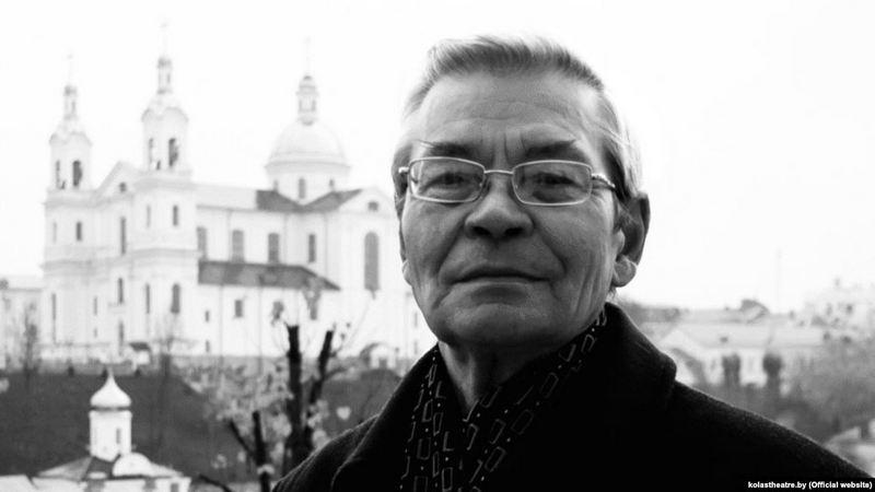 Віктар Дашкевіч, архіўнае фота
