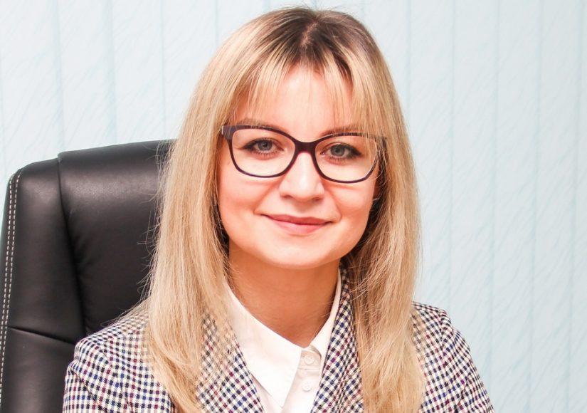 Анна Колодич. Фото: газета