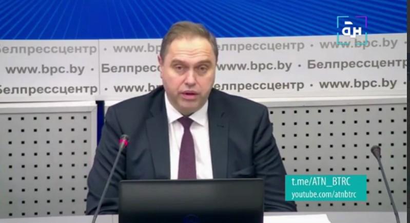 Министр здравоохранения Беларуси Владимир Караник
