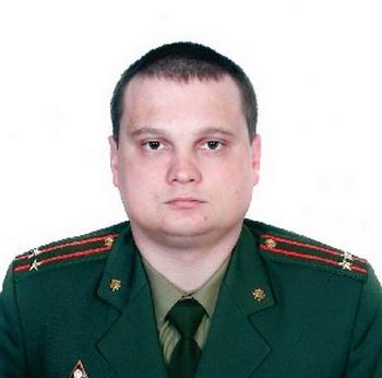 Вся служба Сергея Колесниченко проходила в Лунинецком РОЧС