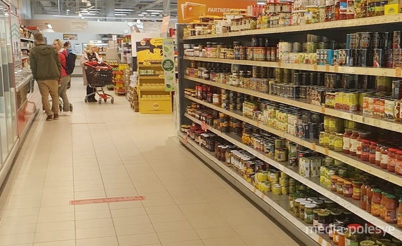 магазин Selverв Саку, в 20 км от Таллинна