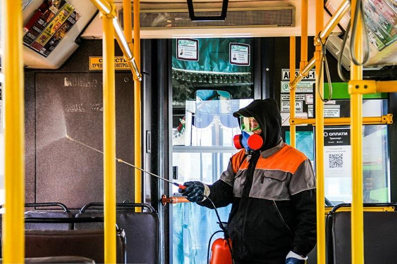 Фото с сайта Пинского автобусного парка