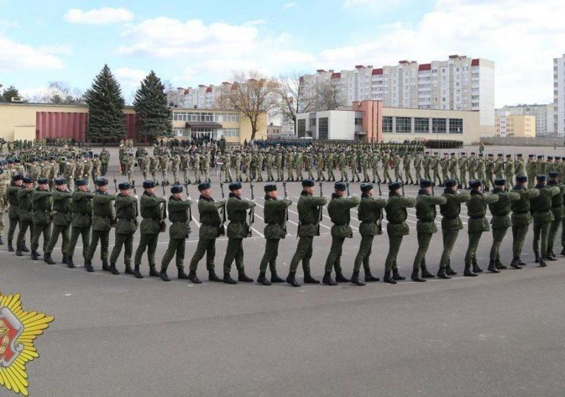 Фото: телеграм-канал Министерства обороны РБ