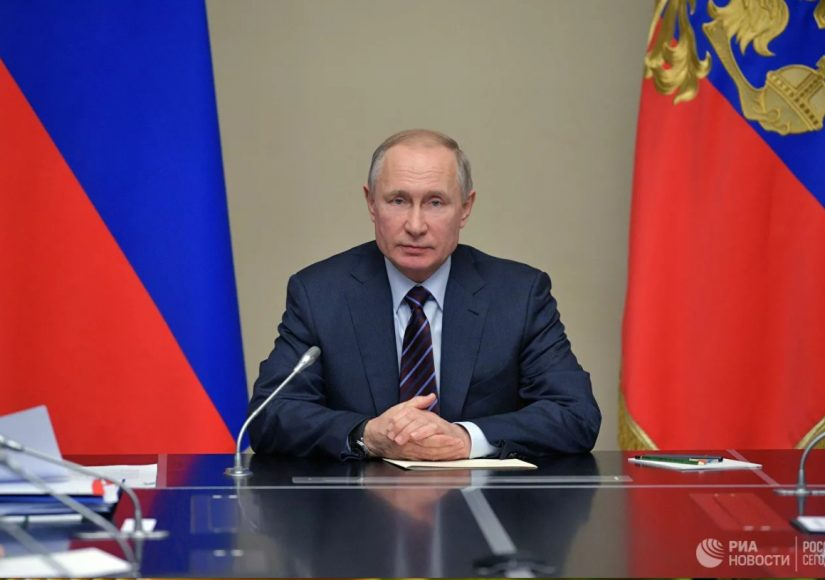 Фото: © РИА Новости / Алексей Дружинин