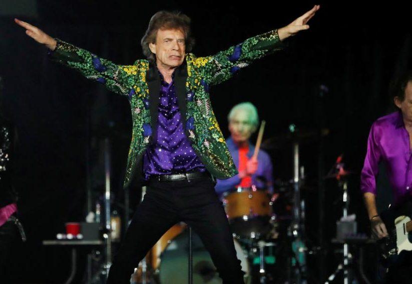 Группа Rolling Stones презентовала новую песню / Reuters