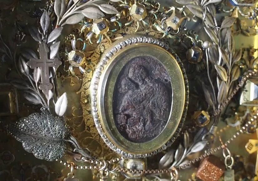 Жировичская икона Пресвятой Богородицы. Фото: youtube.com