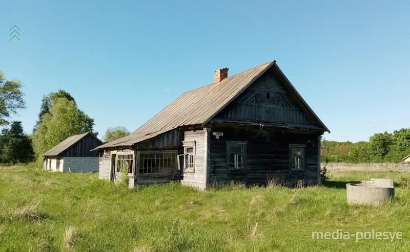 Дом в Ситицке на улице Суворова, 20. Подлежит сносу
