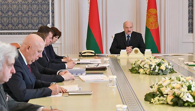 Снимок носит иллюстративный характер / Фото: пресс-служба президента Беларуси