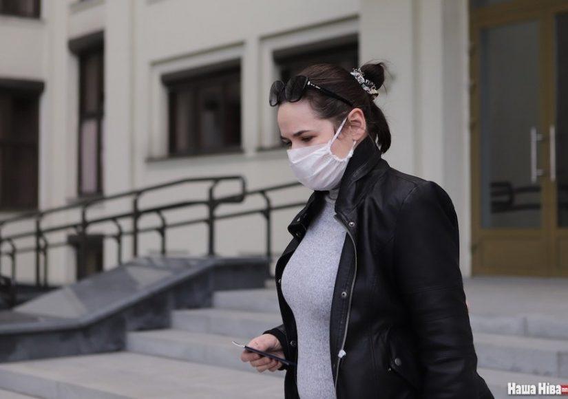 Светлана Тихановская, фото Надежды Бужан