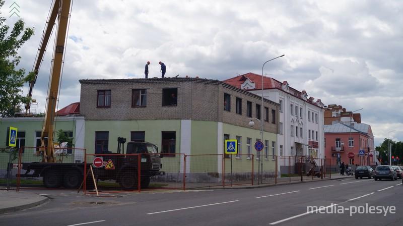 Дом на Завальной снова станет жилым