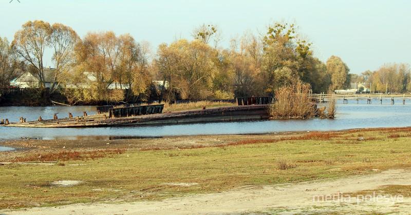 Фото иллюстрационное. Река Чаква