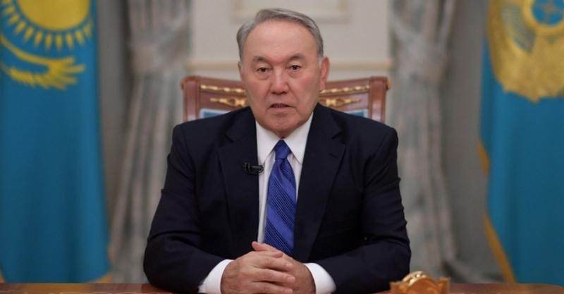 Нурсултан Назарбаев. Фото: udf.by