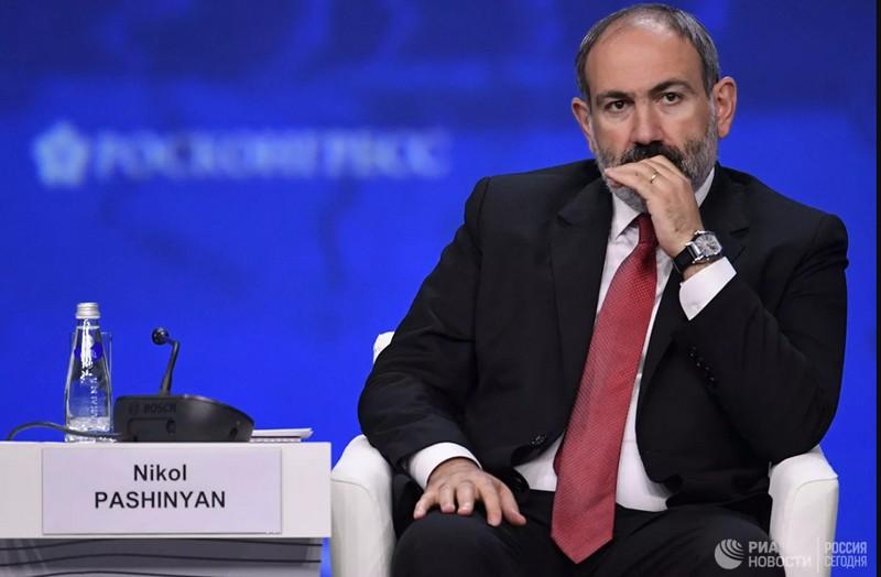 Премьер-министр Армении Никол Пашинян / Фото © РИА Новости