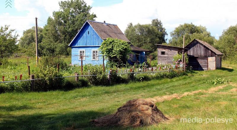 Домик в Кудричах