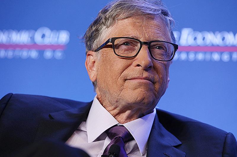 Билл Гейтс. Фото: spletnik.ru