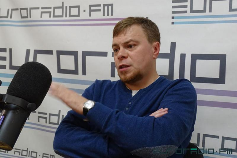 Правозащитник «Весны» Владимир Лабкович на Еврорадио