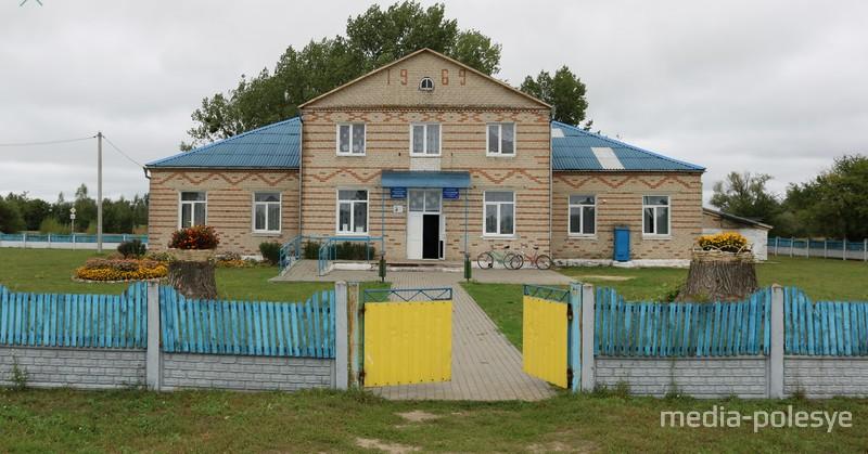 Ольпенский сельский клуб