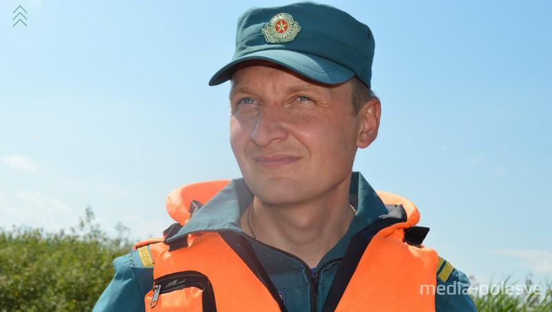 Госинспектор Сергей Емельянович