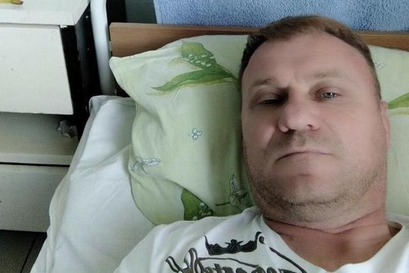 Анатолий в больнице