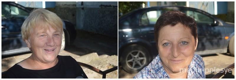 Коллеги матери Светланы Тихановской – Валентина Каминская и Ольга Заступневич