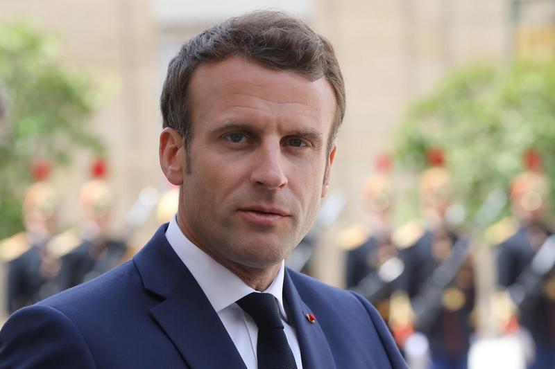 Президент Франции Эмманюэль Макрон. Фото 24inf.ru