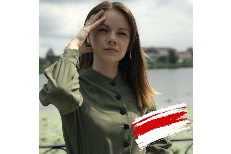 Марина Соколовская. Фото из фейсбука
