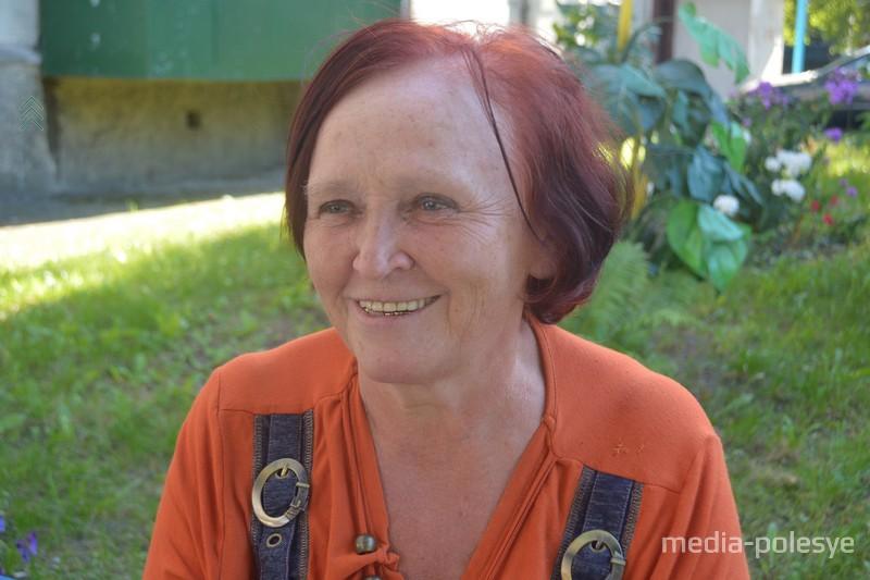 Мария Горбат в недавнем прошлом работала заведующей центральным универсамом