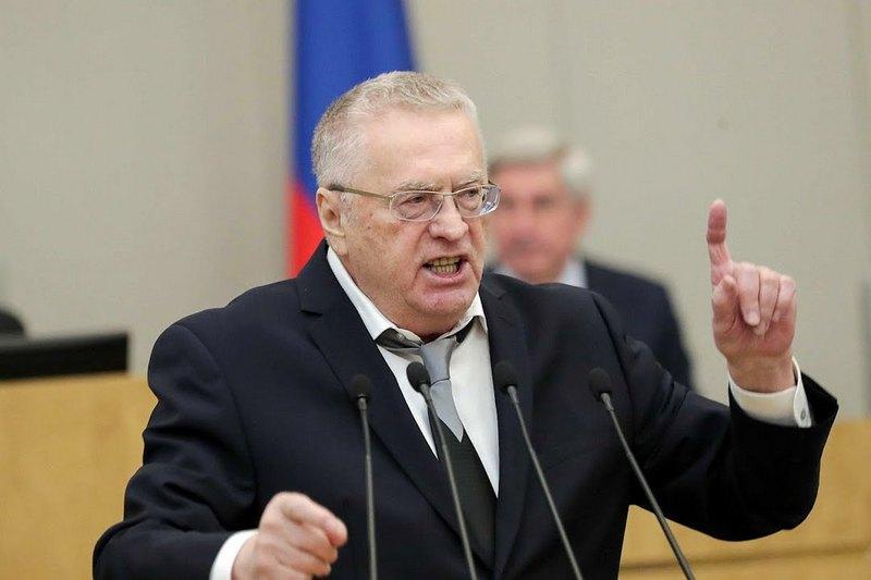 Владимир Жириновский. Фото иллюстрационное из открытых источников