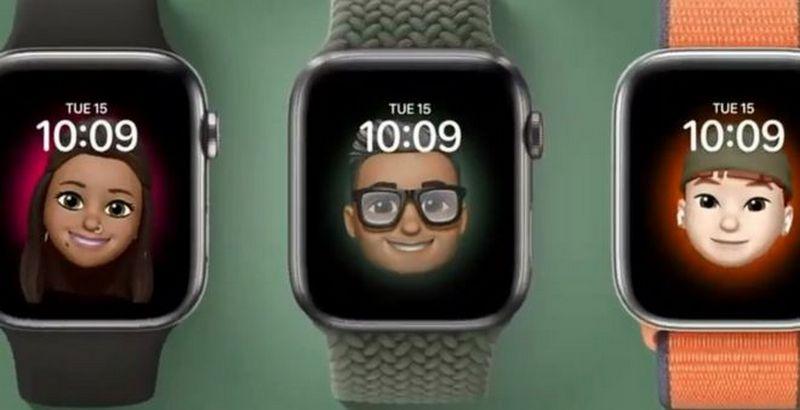 В числе новинок - циферблаты для часов / Apple